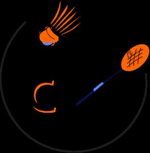 Badminton Hüttchenhausen Logo DaRa Innovations SEO