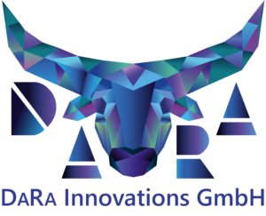 DaRa Innovations SEO Logo